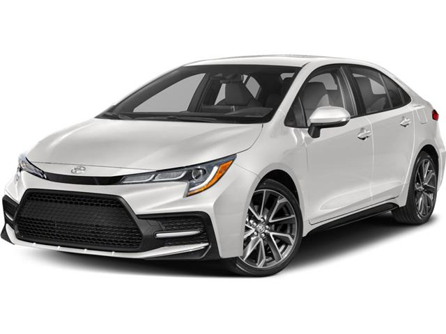 2021 Toyota Corolla SE (Stk: 22570) in Thunder Bay - Image 1 of 1