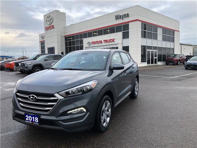 2018 Hyundai Tucson SE 1.6T (Stk: 22575-2) in Thunder Bay - Image 1 of 28