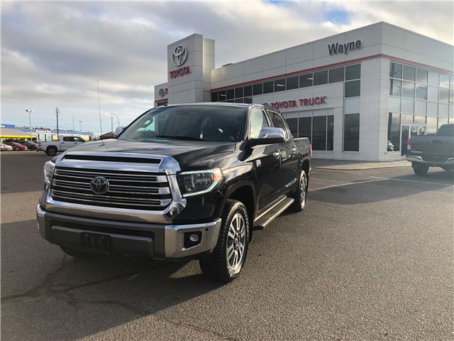 2018 Toyota Tundra Platinum 5.7L V8 (Stk: 11191) in Thunder Bay - Image 1 of 30