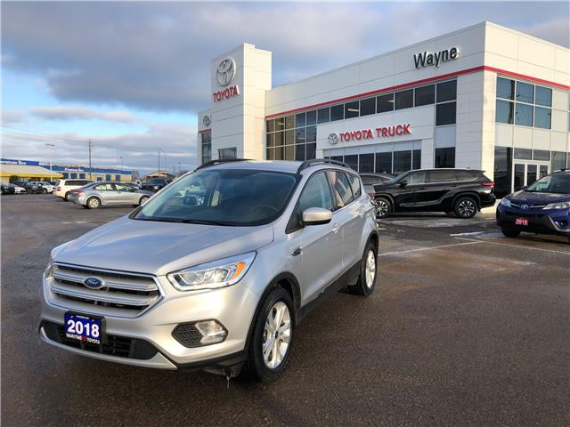 2018 Ford Escape SEL (Stk: 22631-1) in Thunder Bay - Image 1 of 30