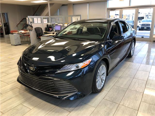 2020 Toyota Camry XLE (Stk: 22635) in Thunder Bay - Image 1 of 19