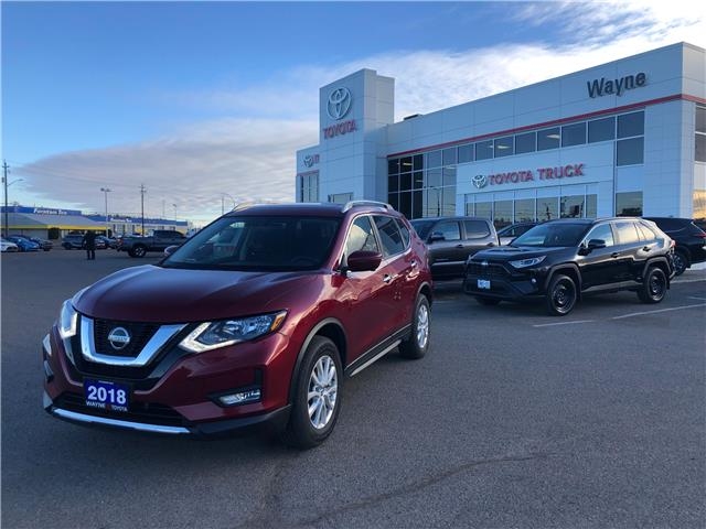 2018 Nissan Rogue SV (Stk: 22652-2) in Thunder Bay - Image 1 of 30