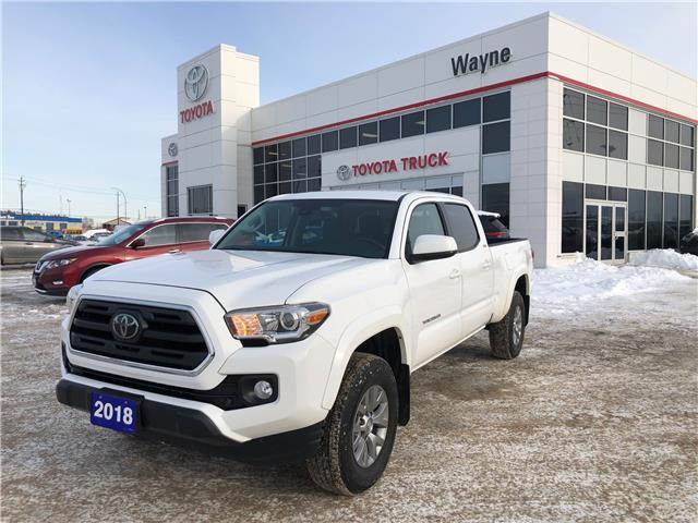2018 Toyota Tacoma SR5 (Stk: 11237) in Thunder Bay - Image 1 of 29