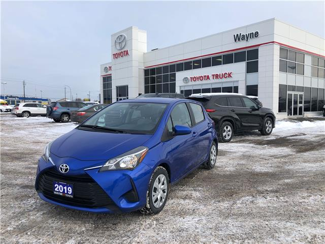 2019 Toyota Yaris LE (Stk: 11240) in Thunder Bay - Image 1 of 27