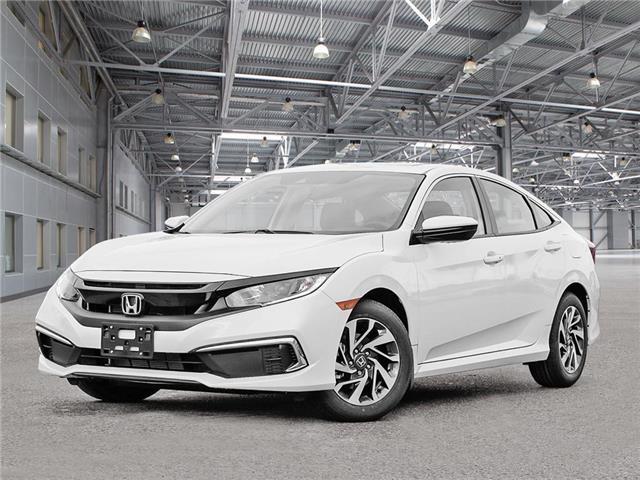 2020 Honda Civic EX (Stk: 3L19680) in Vancouver - Image 1 of 23