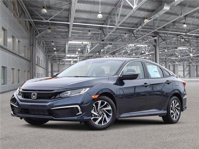 2020 Honda Civic EX (Stk: 3L21830) in Vancouver - Image 1 of 23