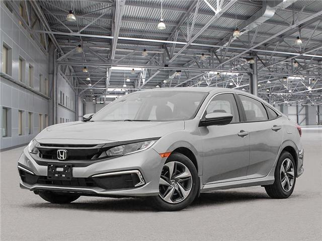 2020 Honda Civic LX (Stk: 3L27600) in Vancouver - Image 1 of 23