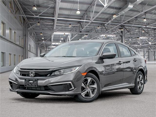 2020 Honda Civic LX (Stk: 3L77410) in Vancouver - Image 1 of 23