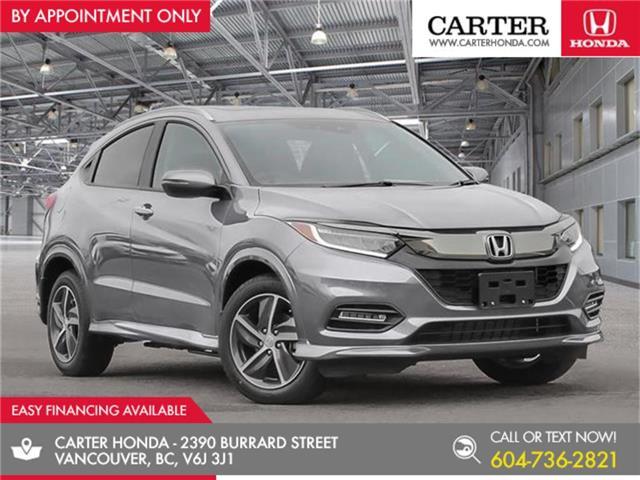 2020 Honda HR-V Touring (Stk: 7L31080) in Vancouver - Image 1 of 24