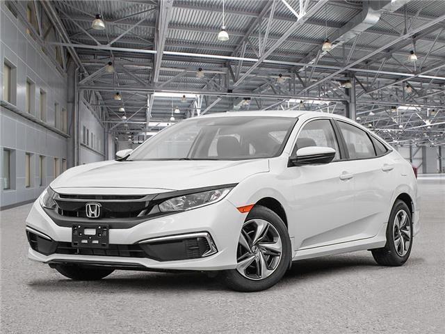 2020 Honda Civic LX (Stk: 3L87310) in Vancouver - Image 1 of 23
