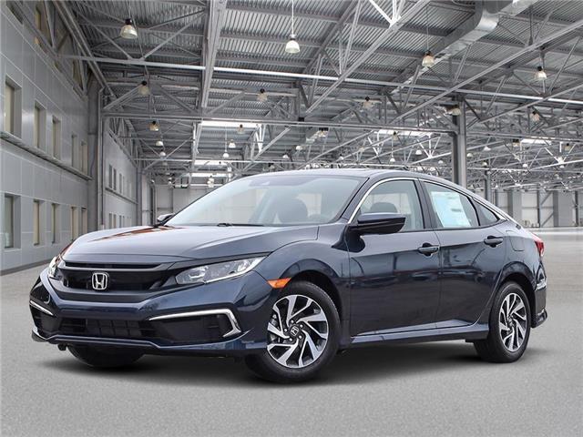 2020 Honda Civic EX (Stk: 3L02290) in Vancouver - Image 1 of 23