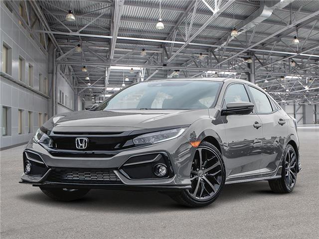2020 Honda Civic Sport (Stk: 9L28800) in Vancouver - Image 1 of 23