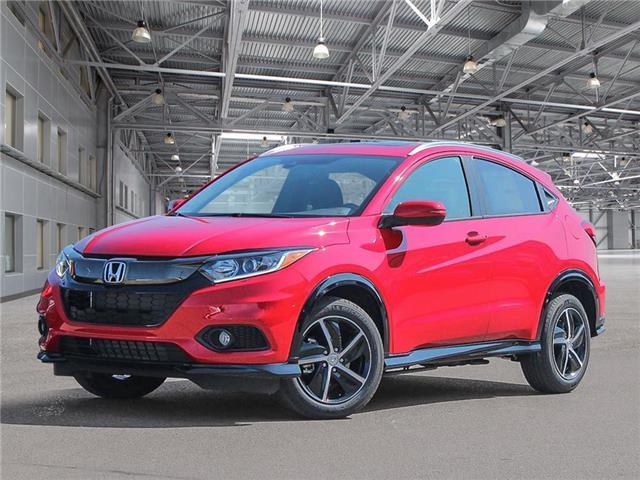 2020 Honda HR-V Sport (Stk: 7L54620) in Vancouver - Image 1 of 23