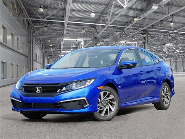 2020 Honda Civic EX (Stk: 3L23270) in Vancouver - Image 1 of 23
