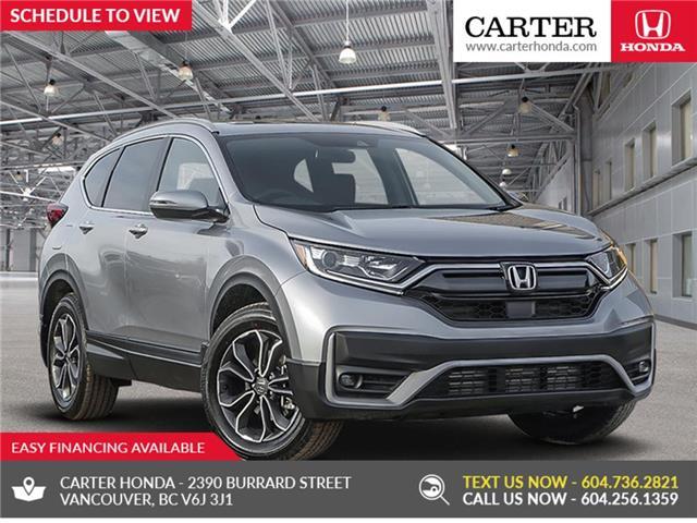 2020 Honda CR-V EX-L (Stk: 2L53880) in Vancouver - Image 1 of 17