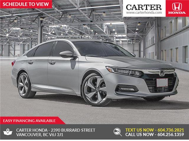 2019 Honda Accord Touring 2.0T (Stk: 6K19970) in Vancouver - Image 1 of 23