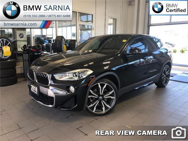 2018 BMW X2 xDrive28i (Stk: XU306) in Sarnia - Image 1 of 19
