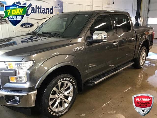 2017 Ford F-150 Lariat (Stk: FB3981) in Sault Ste. Marie - Image 1 of 30