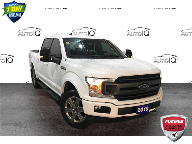 2019 Ford F-150 Lariat (Stk: 94274) in Sault Ste. Marie - Image 1 of 30