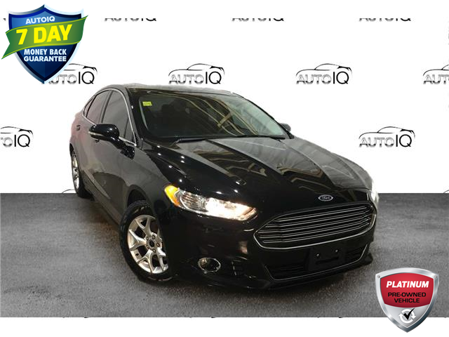 2016 Ford Fusion Titanium (Stk: XD071A) in Sault Ste. Marie - Image 1 of 30