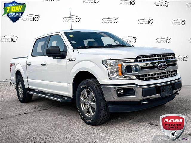 2018 Ford F-150 XLT (Stk: FD129A) in Sault Ste. Marie - Image 1 of 25