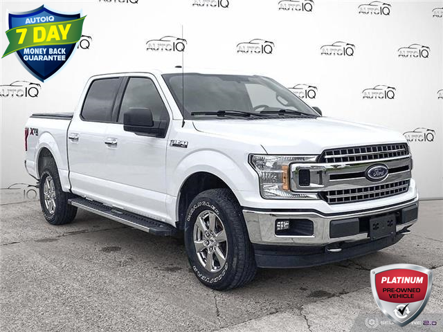 2018 Ford F-150 XLT (Stk: FD188A) in Sault Ste. Marie - Image 1 of 24