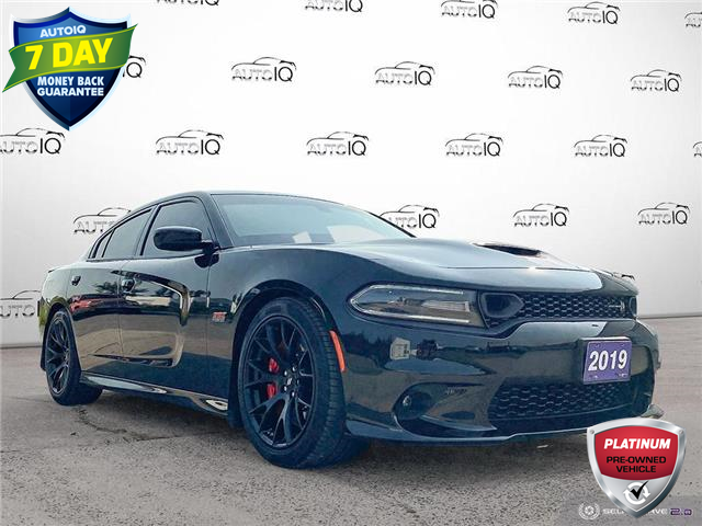 2019 Dodge Charger Scat Pack (Stk: MD006AX) in Sault Ste. Marie - Image 1 of 22