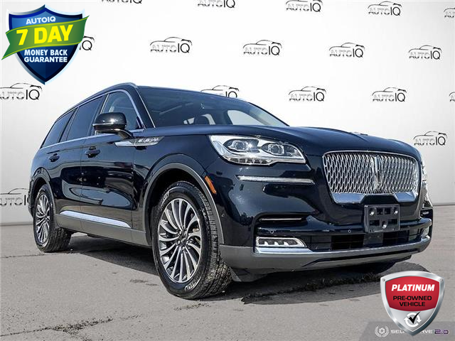 2020 Lincoln Aviator Reserve (Stk: RD181A) in Sault Ste. Marie - Image 1 of 24