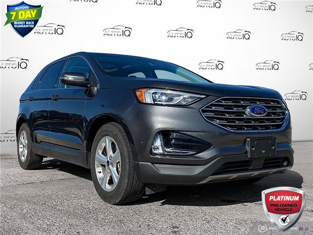 2019 Ford Edge SEL (Stk: DD009A) in Sault Ste. Marie - Image 1 of 19