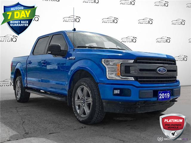 2019 Ford F-150 XLT (Stk: FD240AX) in Sault Ste. Marie - Image 1 of 22