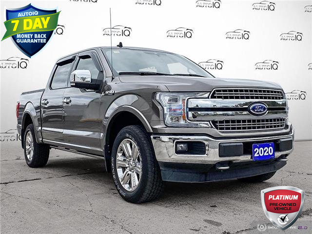 2020 Ford F-150 Lariat (Stk: XD282A) in Sault Ste. Marie - Image 1 of 21