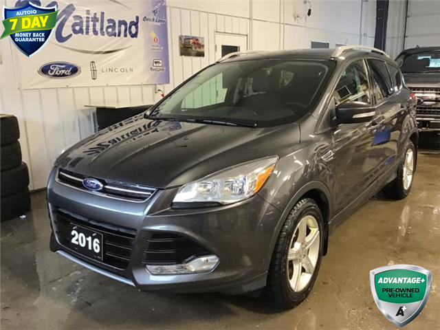 2016 Ford Escape Titanium (Stk: DB0421) in Sault Ste. Marie - Image 1 of 30