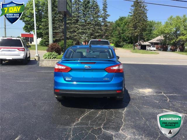 2014 Ford Focus SE (Stk: RC1331) in Sault Ste. Marie - Image 1 of 12