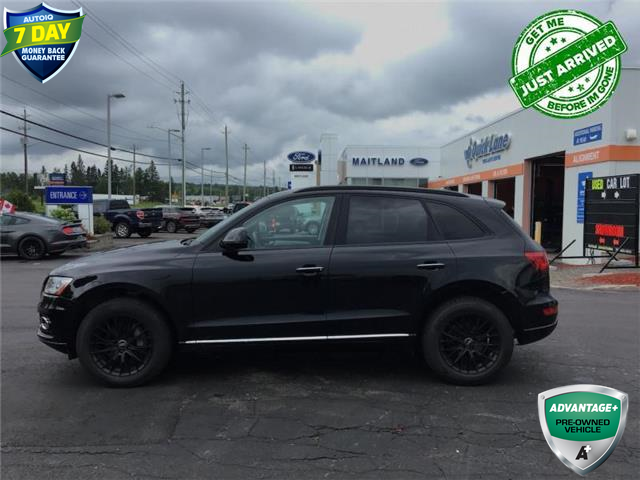 2016 Audi Q5 2.0T Komfort (Stk: FC267A) in Sault Ste. Marie - Image 1 of 13