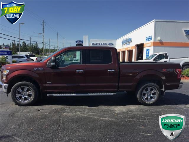 2017 Ford F-150  (Stk: FC2101) in Sault Ste. Marie - Image 1 of 12