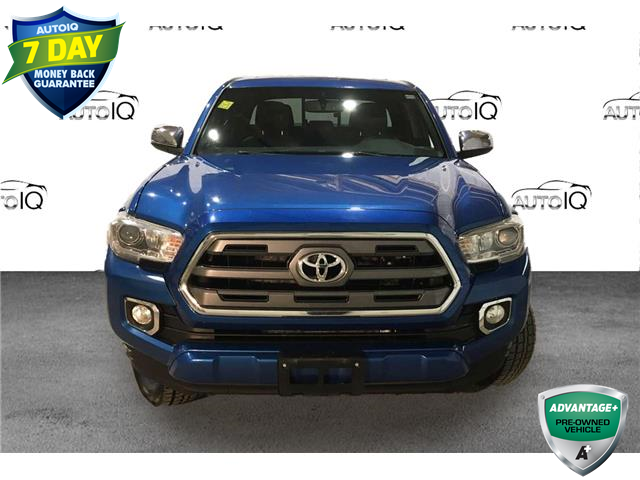 2016 Toyota Tacoma Limited (Stk: FD053AX) in Sault Ste. Marie - Image 1 of 22