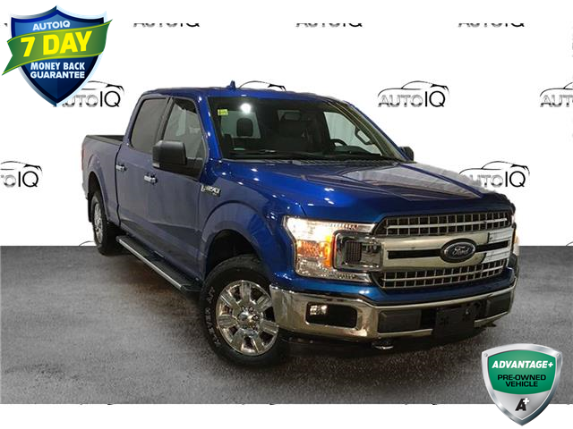 2018 Ford F-150 XLT (Stk: FD039AX) in Sault Ste. Marie - Image 1 of 25