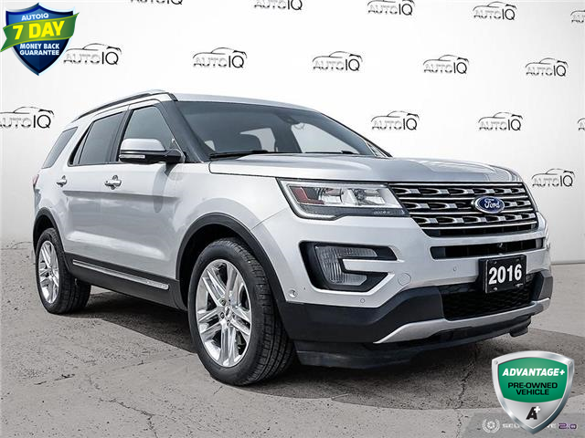 2016 Ford Explorer Limited (Stk: RD057AX) in Sault Ste. Marie - Image 1 of 25