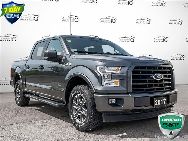 2017 Ford F-150 XLT (Stk: FD136A) in Sault Ste. Marie - Image 1 of 25