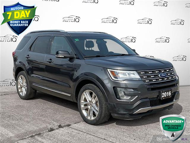 2016 Ford Explorer XLT (Stk: RD152A) in Sault Ste. Marie - Image 1 of 23