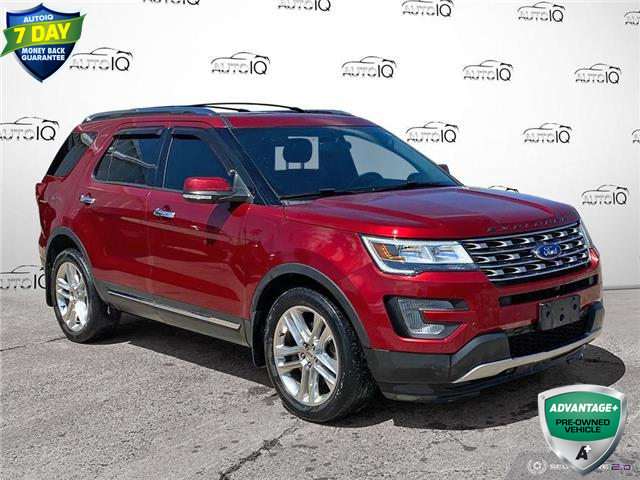 2017 Ford Explorer Limited (Stk: XD197A) in Sault Ste. Marie - Image 1 of 24