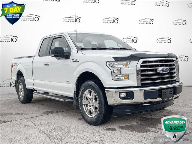 2016 Ford F-150 XLT (Stk: FD172BX) in Sault Ste. Marie - Image 1 of 22