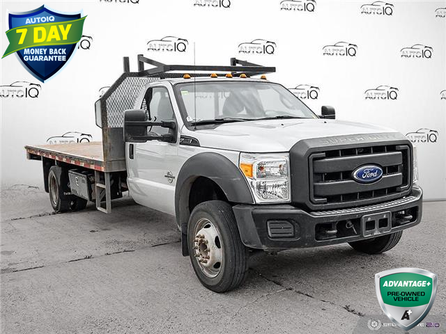 2015 Ford F-550 Chassis XLT (Stk: FD142A) in Sault Ste. Marie - Image 1 of 17