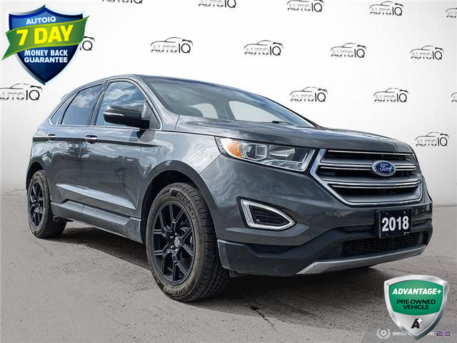 2018 Ford Edge Titanium (Stk: RD198A) in Sault Ste. Marie - Image 1 of 23
