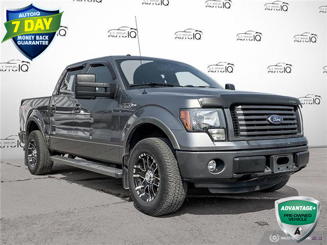2012 Ford F-150 FX4 (Stk: 94379AXZ) in Sault Ste. Marie - Image 1 of 24