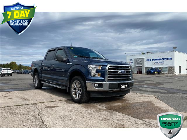 2017 Ford F-150 XLT (Stk: 94405) in Sault Ste. Marie - Image 1 of 22