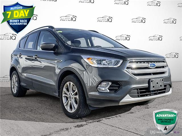 2018 Ford Escape SEL (Stk: BD027AX) in Sault Ste. Marie - Image 1 of 19