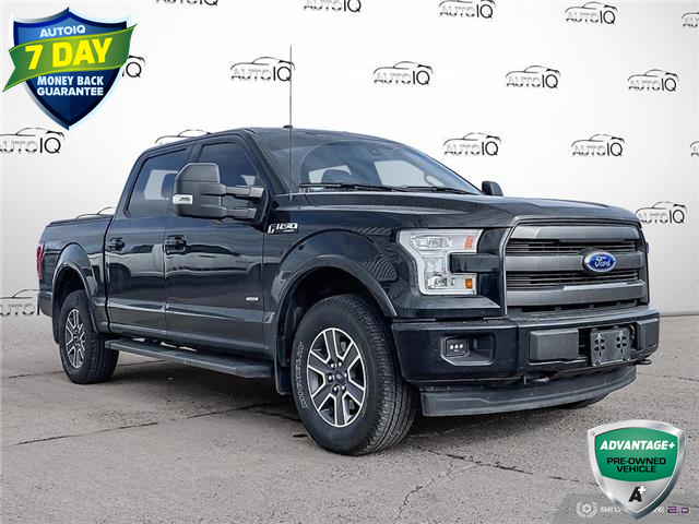 2017 Ford F-150 Lariat (Stk: FD289B) in Sault Ste. Marie - Image 1 of 21