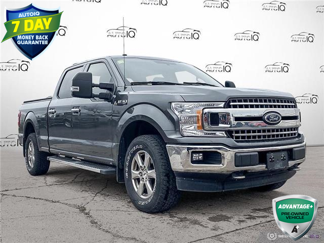 2018 Ford F-150 XLT (Stk: FD303A) in Sault Ste. Marie - Image 1 of 21