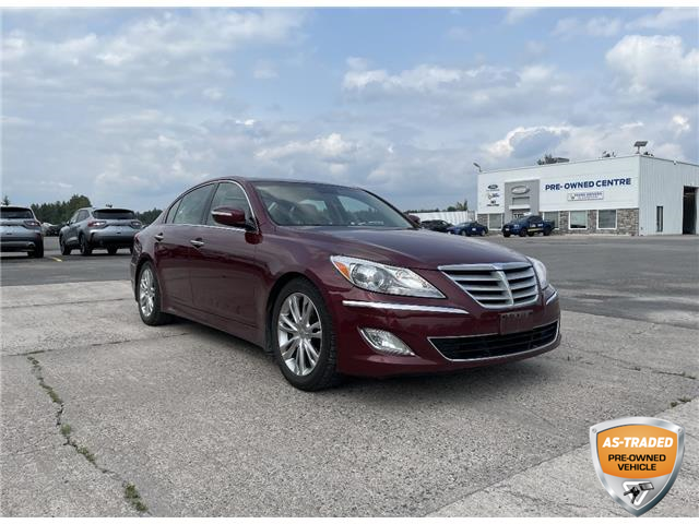 2013 Hyundai Genesis 3.8 Premium (Stk: 94323A) in Sault Ste. Marie - Image 1 of 23